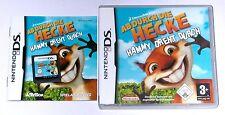 Spiel: AB DURCH DIE HECKE Hammy für Nintendo DS + Lite + Dsi + XL + 3DS 2DS