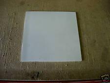 Hoja De Silicona Blanco 4mm de espesor de x180mm X 180mm