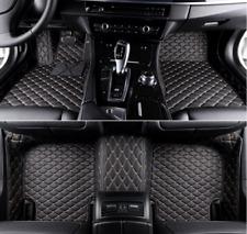 Kia Forte 2010-2020 Luxury Custom  Non-toxic waterproof pad Car foot Mat