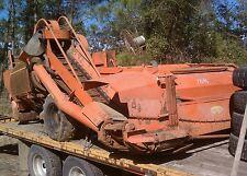 Ramacher Pecan Harvester F610P nut harvester