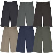 Dickies sergé Work Short Homme Pantalon d'été en tissu 42283 NEUF