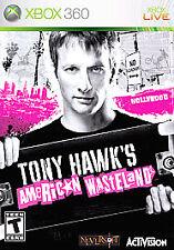 Tony Hawk's American Wasteland (Microsoft Xbox 360, 2005)