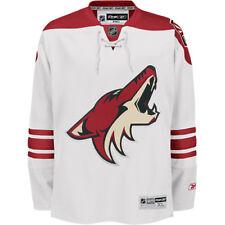 NHL Eishockey Trikot Jersey Arizona Coyotes weiß blank Premier