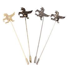 VINTAGE con fiori volanti Cavallo Ala Pegasus Unicon Pin Spilla Scelta Multipla