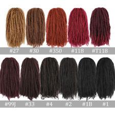 Top Kinky Twist Crochet Braiding Long Marley 41 In for Braids or Locs