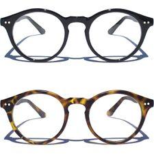 RETRO CLEAR LENS GLASSES Polite Hipster Nerd Retro Classic Vintage Style Frame