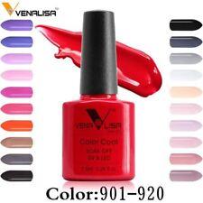 NAIL Art Design manicure 60 color 7.5 ML SMALTO SOAK OFF SMALTO GEL LED UV GEL NA