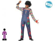 68d901571fec Costumi e travestimenti horror multicolore per carnevale e teatro da ...