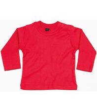 BabyBugz Baby Boys/Girls Long Sleeve TeeT Shirt