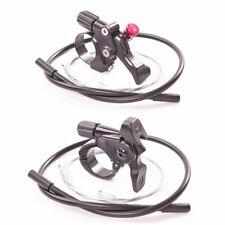 Kit Mountainbike Gabel Lockout Fernbedienungsschalter Hebel Mit Tube /& Wire Set