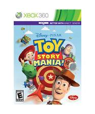 Toy Story Mania (Microsoft Xbox 360, 2012)