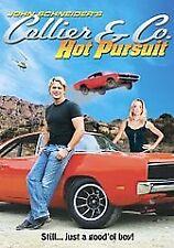 John Schneider's Collier & Co. Hot Pursuit (DVD, 2007)