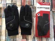 Dunlop Sport Herren Winter Handschuhe-schwarz Größe S, M, L, XL-NAGELNEU