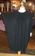 Baylis & Knight Black Jersey Parisian Chic CAPE Dress Relaxed Chic Oversize