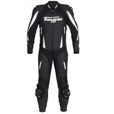 furygan NOIR Apex Perforé ventilé cuir 1 une pièce moto tenue de course