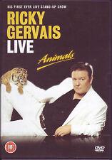 Ricky Gervais Live Animals DVD