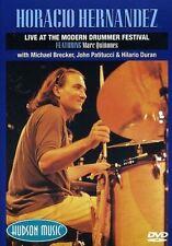 Horacio Hernandez: Live at the Modern Drummer Festival, Very Good DVD, Hilario D