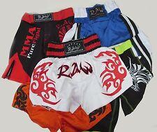 Clearance Short pour-Kick Boxe-Muay Thai-MMA-UFC de nombreuses tailles et couleurs