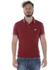 Polo Emporio Armani Polo Shirt % Uomo Rosso 3Z1F681JPTZ-339