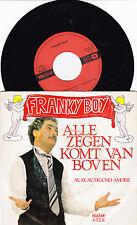 Franky Boy  - alle zegen komt van boven