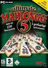 Ultimate al mahjong 5 - 5 gran partido variantes! nuevo!