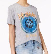 New Def Leppard Rock 1992 Tour Womens Juniors' Graphic T-Shirt