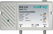 Axing BVS 3-01 Amplificatore per allacciamento domestico (30 dB, 47-862 MHz, ...