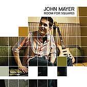 """John Mayer """"Room For Squares"""" CD! BRAND NEW! STILL SEALED!"""