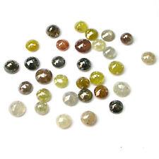 1+ Carats 2mm - 3mm ROUND ROSE CUT POLISHED DIAMONDS