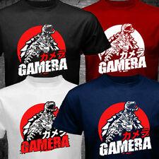 New Classic Monster Toho Japan Kaiju Flying Turtle GAMERA like godzilla t-shirt