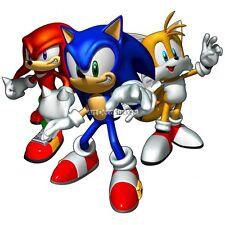 Stickers autocollant Sonic réf 15106 15106