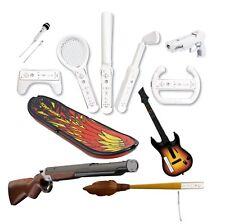 Nintendo Wii Zubehör Set: Sports (Tennis 🎾 Golf ⛳️) Wheel * Gun * Mikrofon 🎤