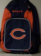 Chicago Bears NFL Team Back Pack Backpack