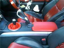 Se adapta a Mazda Rx8 Rojo Gear Polaina + Rojo Apoyabrazos Cubierta Nueva