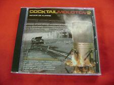 Cocktail Molotov 2 - Cd Rap Francais Hip Hop Compilation