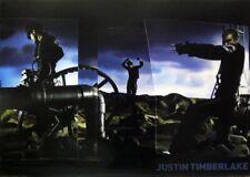 New Justified Justin Timberlake Poster