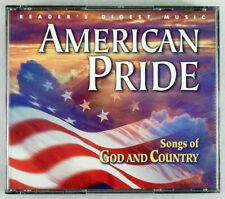 READER'S DIGEST MUSIC AMERICAN PRIDE 4 CD SET