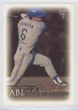 1995 Futera Australian Baseball Steve Hinton #87