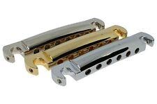 Pinnacle Locking Tailpiece Zinc Diecast w/ locking set screw for Gibson