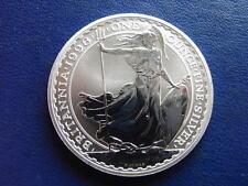 Royal Mint Silver Britannia £2 1oz UNC coin (1998-2016)