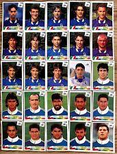 Panini Copa del Mundo Francia 98 Libre PP cuando usted compra 2 o más Chile Italia Noruega