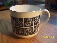 """Royal Doulton China """"Medallion""""Pattern Mug/Cup"""
