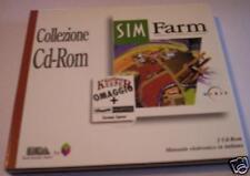 SIM FARM gioco pc originale gestionale completo ITA PAL