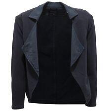 5208W giacca bimba WOOLRICH felpa girl blue sweatshirt jacket
