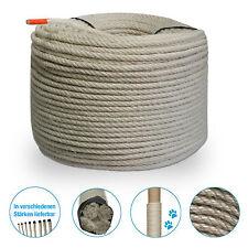Grevinga® BASIC Sisal-Seil Ø 10 mm (versch. Längen) Kratzbaumseil 174001-03