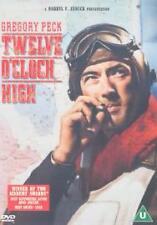 12 Twelve O Clock High Twelve Gregory Peck Brand New Sealed Original UK Release