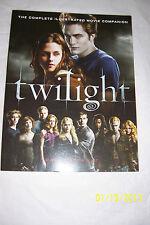 Twilight  Movie Companion Book