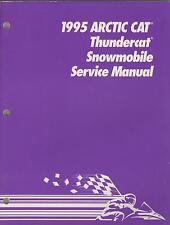 1995  ARCTIC CAT SNOWMOBILE THUNDERCAT  SERVICE MANUAL USED