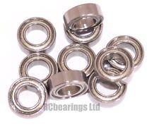 5x9x3mm 5x9x3 Bearings Bearing Metal Rubber Seal Shielded CODE MR95zz MR95rs