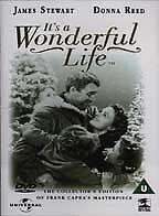 It's A Wonderful Life Dvd James Stewart Brand New & Factory Sealed